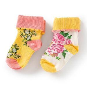 Matilda Jane Footsteps ankle socks